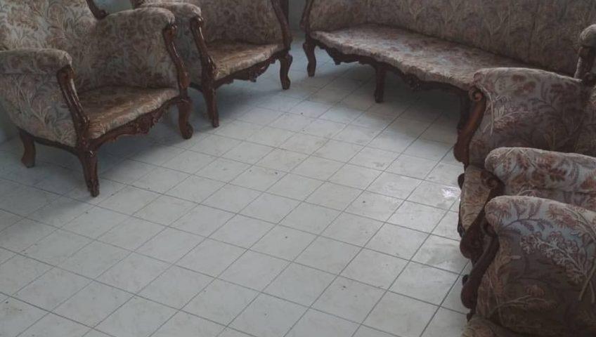 antika koltuk temizleme